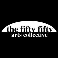 the fifty fifty arts collective