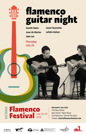 Flamenco Guitar Night @ Hermann