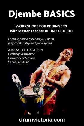 BRUNO DRUM CAMP @ University of Victoria (MacLaurin B016 & A166)  BC V8P 5C2 Jun 25 2018 - Mar 23rd @ University of Victoria (MacLaurin B016 & A166)  BC V8P 5C2