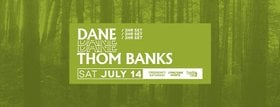 Frequency Saturday w/: Dane, Thom Banks @ Copper Owl Jul 14 2018 - Dec 15th @ Copper Owl