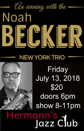 Noah Becker Trio @ Hermann