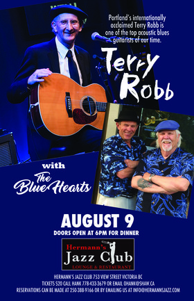 Terry Robb and the Blue Hearts @ Hermann