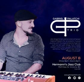 Gabriel Palatchi Band @ Hermann