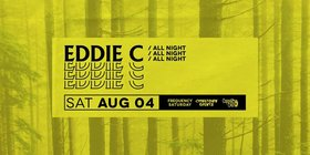 Frequency Saturday w/: Eddie C. @ Copper Owl Aug 4 2018 - Feb 22nd @ Copper Owl