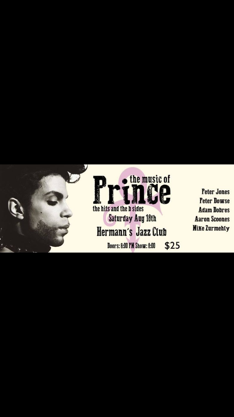 The music of Prince: The hits and the B sides!: Aaron