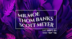 Frequency Saturdays w/: Mr. Moe, Thom Banks, Scott Meyer @ Copper Owl Sep 1 2018 - Jan 18th @ Copper Owl