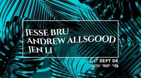 Frequency Saturdays w/: Jess Bru , Andrew Allsgood , Jen Li @ Copper Owl Sep 8 2018 - Jan 18th @ Copper Owl