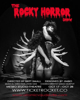 The Rocky Horror Show @ Metro Studio Oct 17 2018 - Jun 17th @ Metro Studio