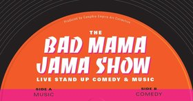 The Bad Mama Jama Show 9: Laizlo (Victoria, BC), Rosa Graham , Shane Priestly, Max Bank-Jaffe, Miles Meechan, Quincy Thomas @ Vinyl Envy Sep 29 2018 - Mar 18th @ Vinyl Envy