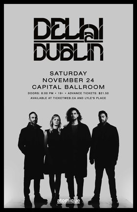 Delhi 2 Dublin, DJ Khanvict @ Capital Ballroom Nov 24 2018 - Mar 24th @ Capital Ballroom