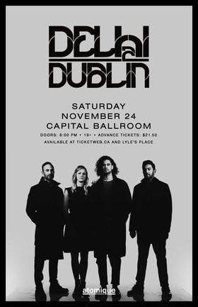 Delhi 2 Dublin, DJ Khanvict @ Capital Ballroom Nov 24 2018 - Jan 16th @ Capital Ballroom
