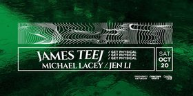 Frequency Saturday with: James Teej, Michael Lacey, Jen Li @ Copper Owl Oct 20 2018 - May 19th @ Copper Owl