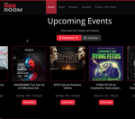 Red Room Ultrabar