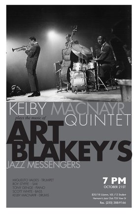 The music of Art Blakey