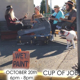 Bennetts Wet Paint Company @ cup of joe Oct 20 2018 - Mar 23rd @ cup of joe