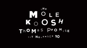 Frequency Saturday w/: The Mole, KOOSH, Thomas Promise @ Copper Owl Nov 10 2018 - Apr 22nd @ Copper Owl