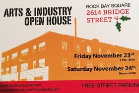 Rock Bay Square Open House @ Rock Bay Square Nov 23 2018 - Jan 16th @ Rock Bay Square