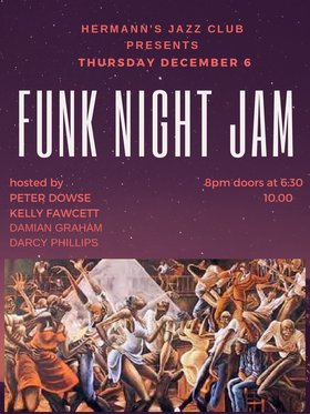 Funk Night Jam @ Hermann
