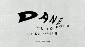 Frequency Saturday w/: Dane, Lito Ford @ Copper Owl Dec 8 2018 - Dec 11th @ Copper Owl