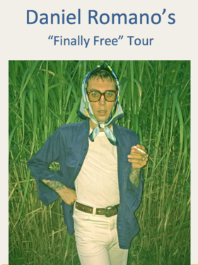 Daniel Romano, Plus Guests @ Lucky Bar Feb 26 2019 - Feb 23rd @ Lucky Bar
