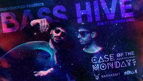 Bass Hive feat.: COTM, Bad Rabbit, Nalla @ Copper Owl Feb 1 2019 - Jun 17th @ Copper Owl