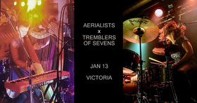 Aerialists, Tremblers of Sevens @ Victoria Event Centre Jan 13 2019 - Jan 19th @ Victoria Event Centre