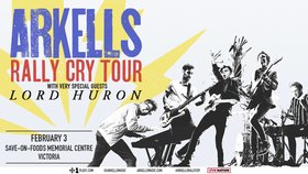 Arkells, Lord Huron @ Save-On-Foods Memorial Centre Feb 3 2019 - Jun 19th @ Save-On-Foods Memorial Centre