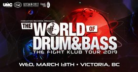 The World of Drum & Bass 2019 w/ PK Sound: Grooverider, Drumsound and Bassline Smith, DJ SS, Greenlaw @ Copper Owl Mar 13 2019 - Mar 19th @ Copper Owl
