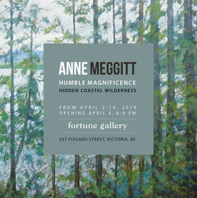 Anne Meggitt: Humble Magnificence: Anne Meggitt @ Fortune Gallery Apr 2 2019 - Mar 19th @ Fortune Gallery