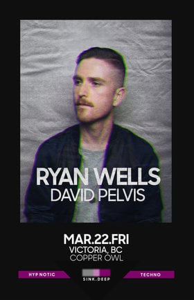 Sink Deep w/: Ryan Wells, David pelvis @ Copper Owl Mar 22 2019 - Mar 19th @ Copper Owl