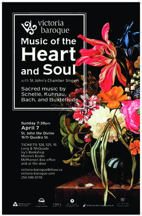 Music of the Heart and Soul: Victoria Baroque, St John