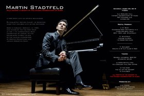 Gala Piano Recital in Benefit of the Victoria Conservatory of Music: Martin Stadtfeld  (German Pianist) @ Alix Goolden Performance Hall Mar 23 2019 - Mar 19th @ Alix Goolden Performance Hall