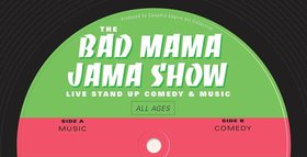 The Bad Mama Jama Show 12:: MrDP  (Derek Powell), Evan McDonald, Dylan Williams, Quincy Thomas, Drew Farrance @ Vinyl Envy Apr 6 2019 - Mar 19th @ Vinyl Envy