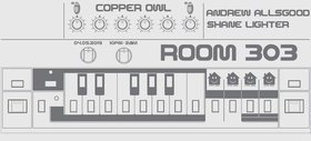Room 303 w/: Andrew Allsgood , Shane Lighter @ Copper Owl Apr 5 2019 - Mar 19th @ Copper Owl