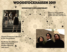 WoodStockhausen 2019: Woodstock