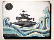 Swimming in the Salish Sea by  Wilma Millette