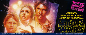Movie Under the Maltworks @ Phillips Backyard | Star Wars: Episode IV A New Hope @ The Phillips Backyard (at Phillips Brewery) - Jul 20 2019 - Jul 23rd @ The Phillips Backyard (at Phillips Brewery) -