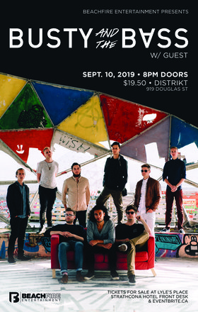Busty and the Bass @ Distrikt Sep 10 2019 - Nov 20th @ Distrikt