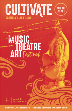 Cultivate Music + Theatre + Art Festival @ The Commons Aug 30 2019 - Aug 19th @ The Commons