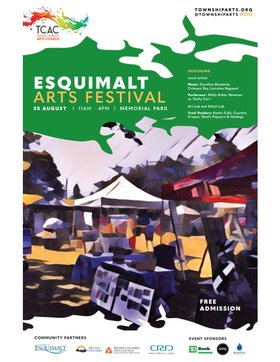 Esquimalt Arts Festival: Lorraine Nygaard @ Memorial Park Aug 25 2019 - Aug 18th @ Memorial Park