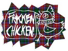 Frikken Chicken
