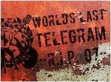 World\'s Last Telegram
