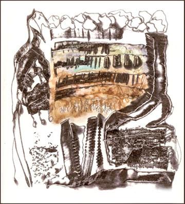 Factory Gone Awry by  Arlene Nesbitt