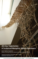 Ad-hoc Trajectories - Sep 17th @ the fifty fifty arts collective
