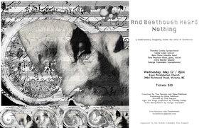 """""""And Beethoven Heard Nothing"""": LaSaM @ Knox Presbyterian Church May 12 2010 - Oct 16th @ Knox Presbyterian Church"""