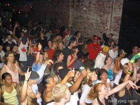 JUNGLE AFFAIR: NastyJag Sound Crew, Wyld Phyah Soundcrew @ Lucky Bar Oct 8 2004 - Oct 20th @ Lucky Bar