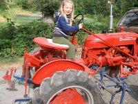 Farmal Cub Cultivating Tractor