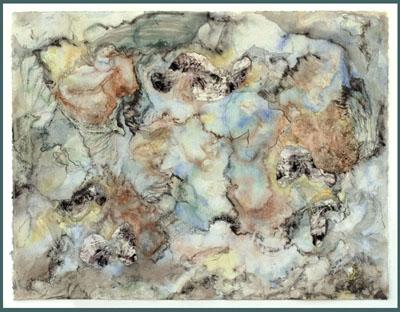 The Wild Blue Yonder by  Arlene Nesbitt