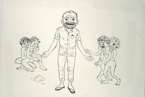 HAHA OHNO - Sep 17th @ the fifty fifty arts collective