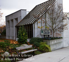 White Rock Library